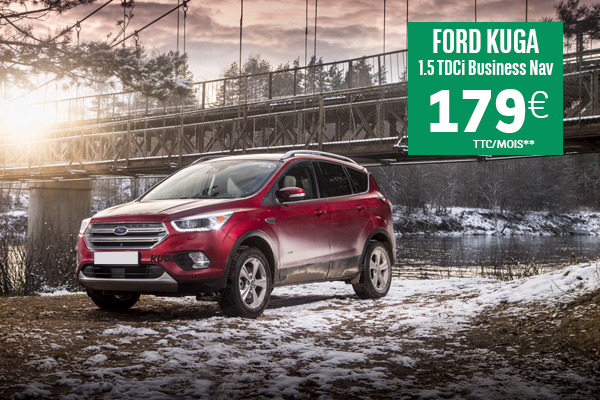 Offre LLD Ford Kuga