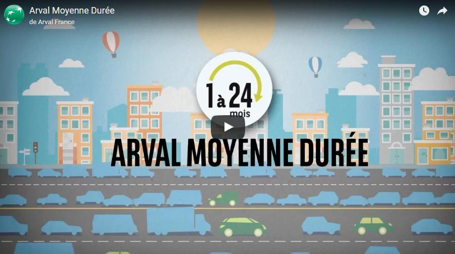 Arval Moyenne Durée en vidéo