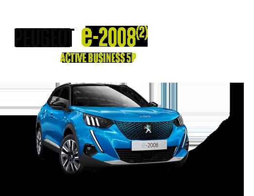 Peugeot e-3008 285€ TTC/mois