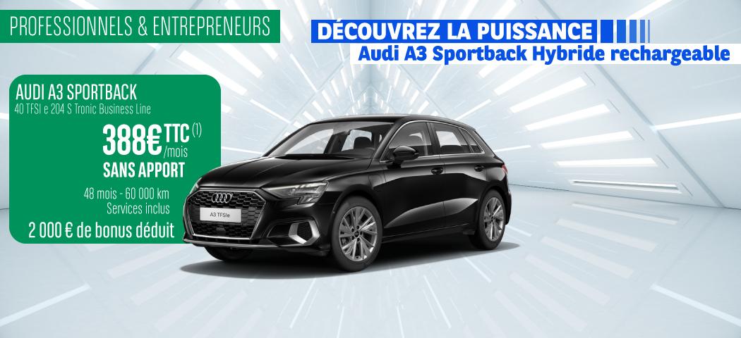 Offre LLD Audi A3