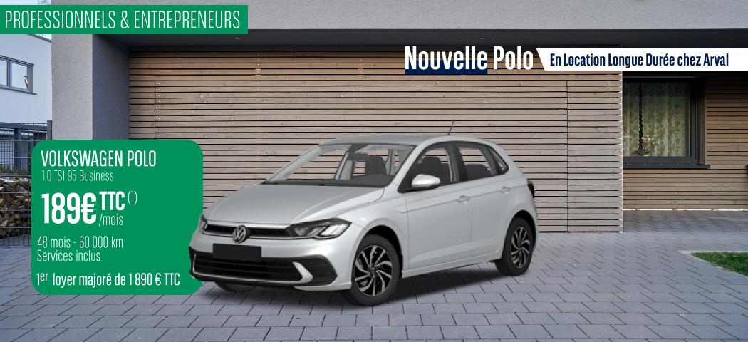 Offre LLD Volksagen Polo