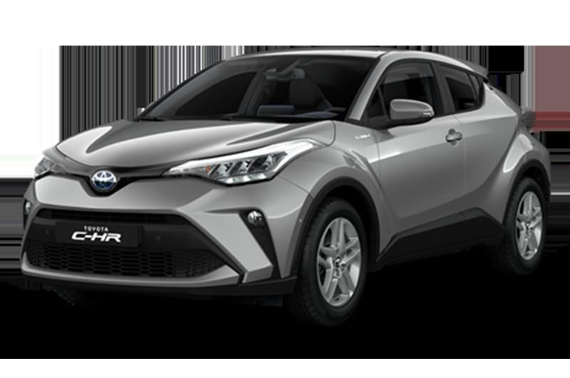 Offre LLD Toyota C-HR Hybride