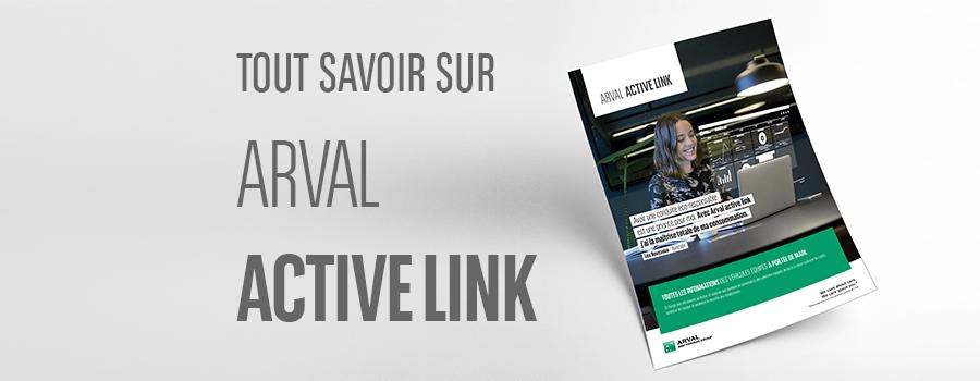 Tout savoir sur Arval Active Link
