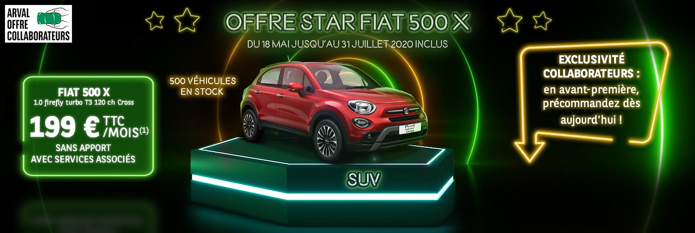 Star Fiat 500X