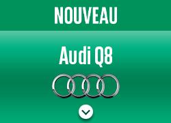 Nouvelle Audi Q8