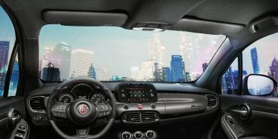Tableau de bord Fiat 500X