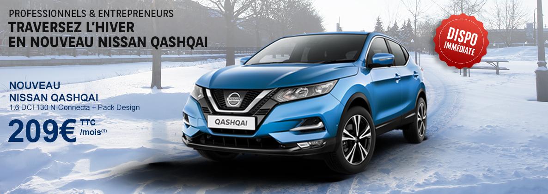 Offre Nissan Qashqai