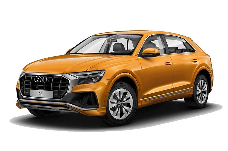 Offre LLD Audi Q8