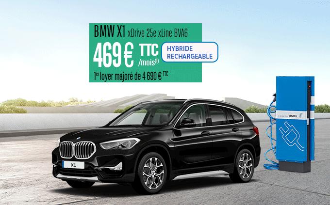 Offre LLD BMW X1