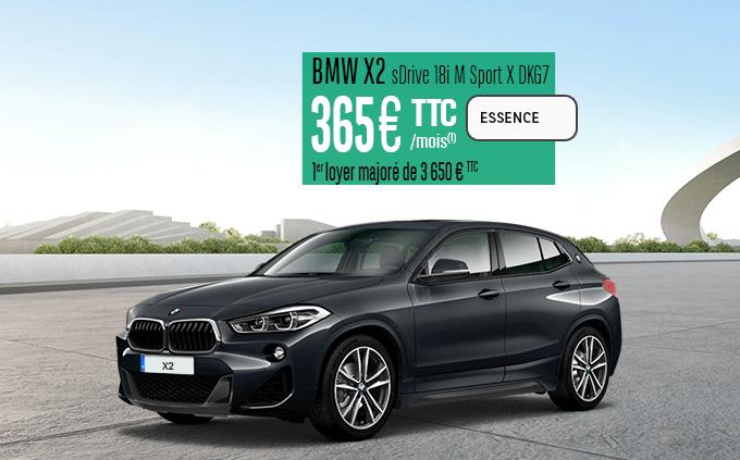 Offre LLD BMW X2