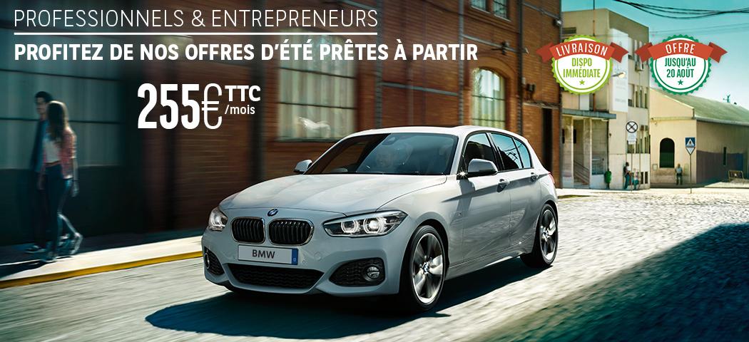 Offre LLD BMW Série 1