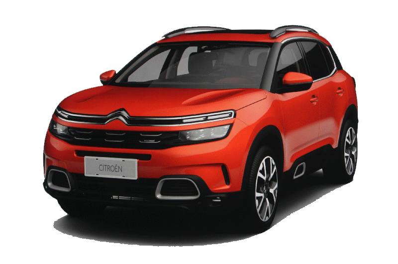Offre LLD Citroën C5 Aircross
