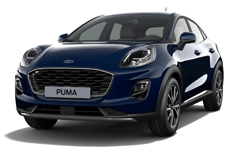 Offre LLD Ford Puma