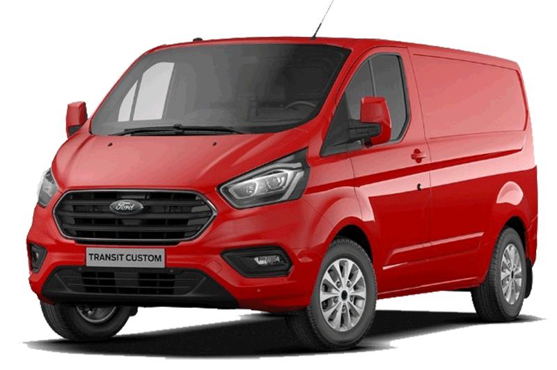 Offre LLD Ford Transit Custom