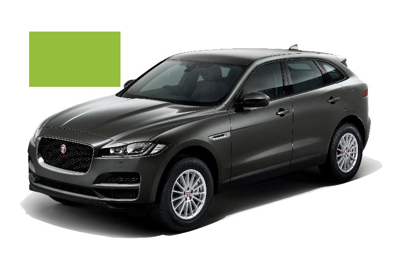Offre LLD Jaguar F-Pace