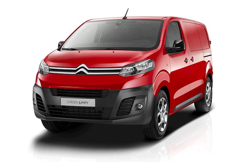 Offres LLD Citroën Jumpy