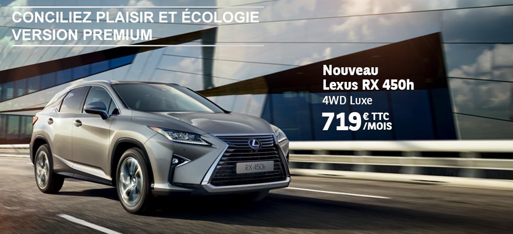 Lexus RX en LLD