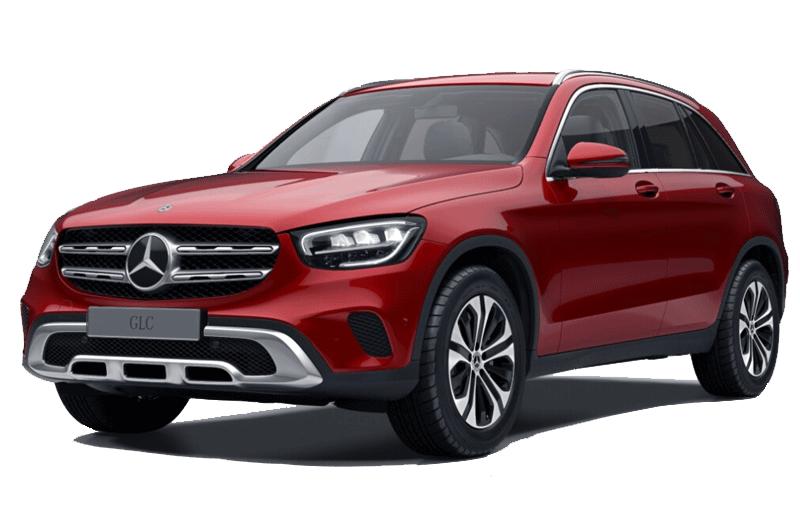 Offre LLD Mercedes GLC