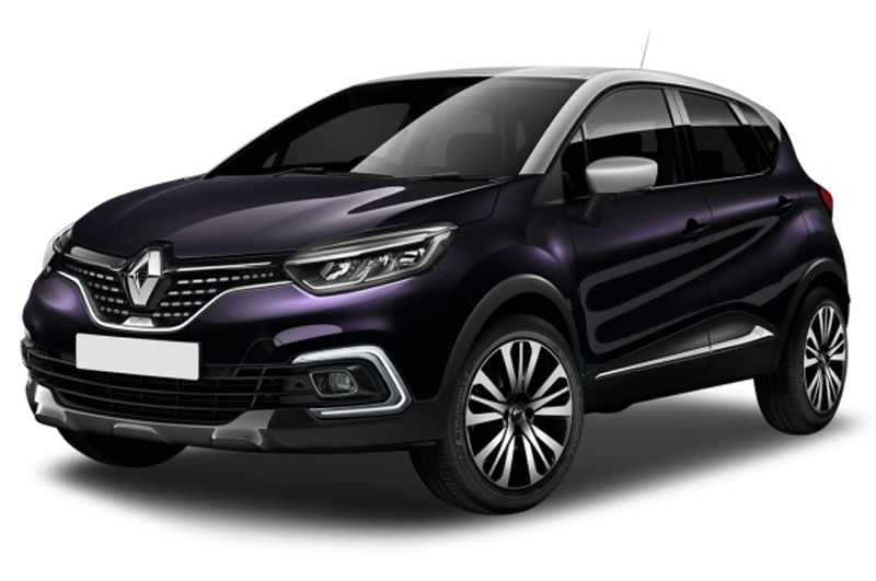 Offre LLD Renault Captur