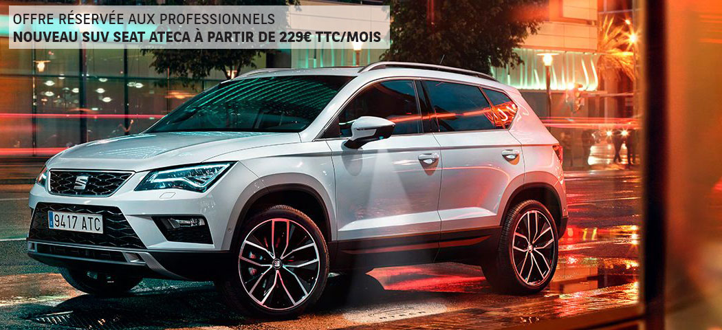 Offre LLD Seat Ateca