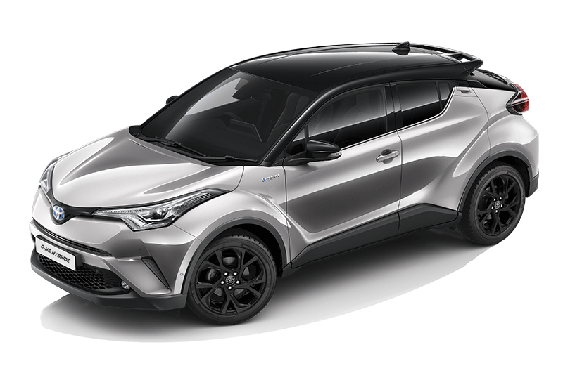 Offre LLD Toyota C-HR Hybride