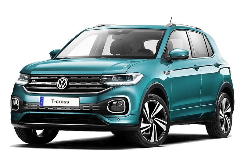 Offre LLD Volkswagen T-cross