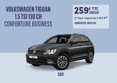 Offre LLD Volkswagen Tiguan