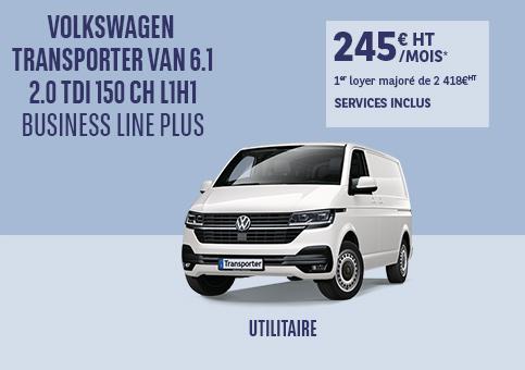 Offre LLD Volkswagen Transporter