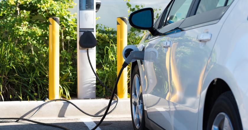 Bornes de recharges electriques