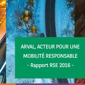 Rapport RSE 2016